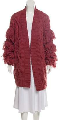 Ulla Johnson Ofelia Merino Wool Cardigan