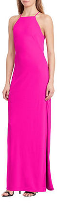 Lauren Ralph Lauren Cutout-Back Sleeveless Gown $190 thestylecure.com