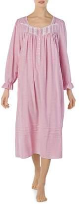 Eileen West Ballet Long Sleeve Nightgown