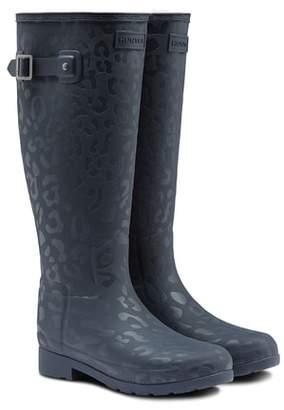 Hunter Insulated Refined Tall Rain Boot