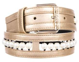 Chanel 2017 Embellished Waist Belt