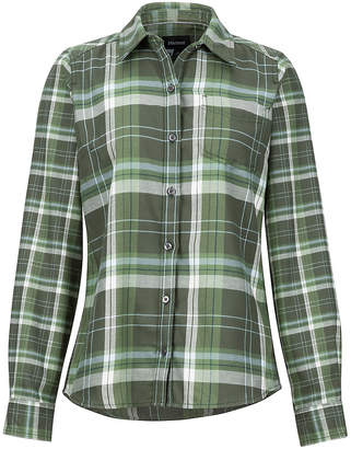 Marmot Women's Jensen Lightweight Flannel LS Shirt