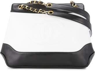 Chanel Pre-Owned CC logo chain shoulder bag