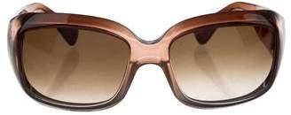 Marni Tinted Square Sunglasses