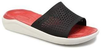 Crocs Men's LiteRide Slide M Sandals in Red