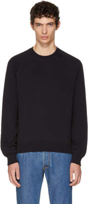 Brioni Black Classic Sweatshirt