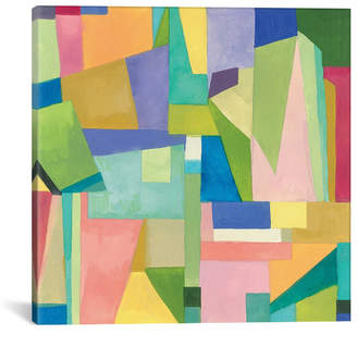 "iCanvas Dublin I"" By Kim Parker Gallery-Wrapped Canvas Print - 37"" x 37"" x 0.75"""