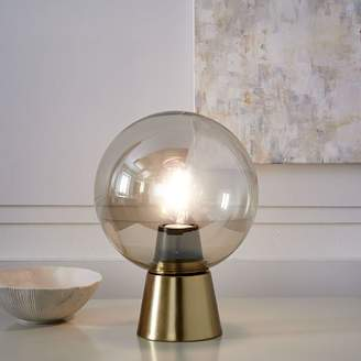 west elm Nova Table Lamp - Brass