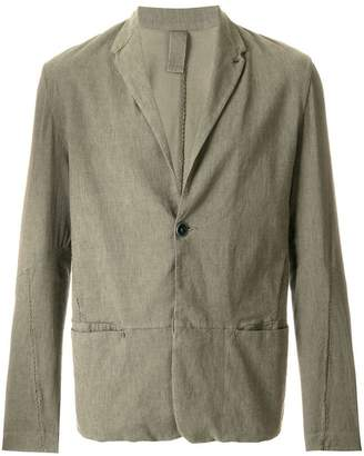 Transit deconstructed blazer