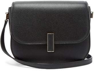 Valextra Iside cross-body grained-leather bag