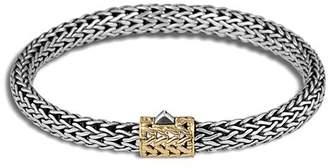 John Hardy Sterling Silver & 18K Gold Classic Chain Small Bracelet