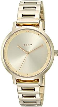 DKNY Women's 'The Modernist' Quartz Stainless Steel Casual Watch