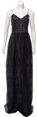 Catherine Deane Silk Maxi Dress w/ Tags