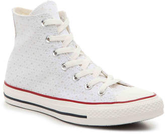 Converse Chuck Taylor All Start Perforated High-Top Sneaker - Women's