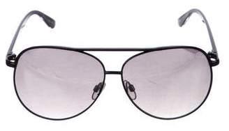 Quay Macaw Mirrored Sunglasses