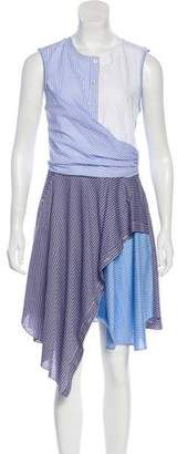 Opening Ceremony A-Line Striped Dress