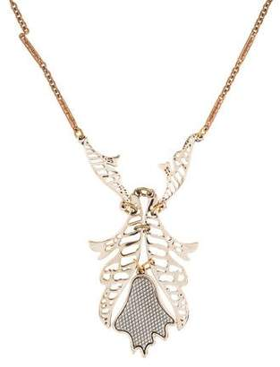 Lulu Frost Cut Out Pendant Necklace