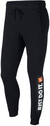 Nike Men's Sportswear Fleece Just Do It Joggers