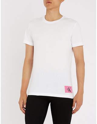 Calvin Klein Jeans Takoda cotton-jersey T-shirt