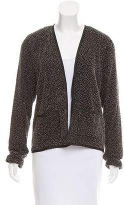 Maison Scotch Embellished Open Front Blazer w/ Tags