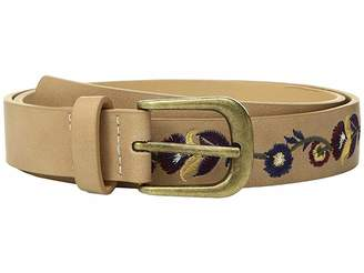 Lodis Floral Embroidered Belt