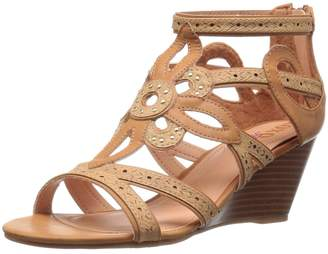 XOXO Women's Sola Wedge Sandal