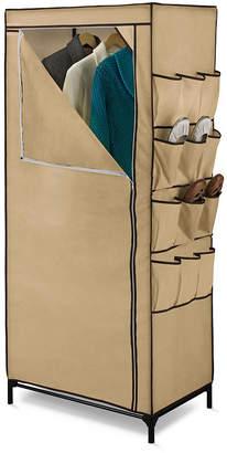 Honey-Can-Do Clothing Storage Closet w/ Shoe Organizer
