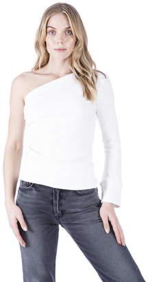 LnA Solo Slub Long Sleeve Sweater