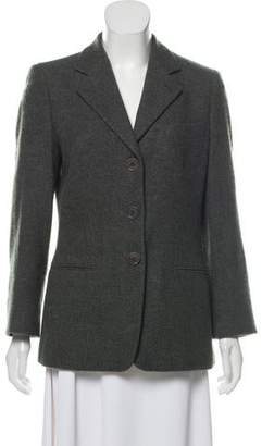 Giorgio Armani Cashmere Knit Blazer
