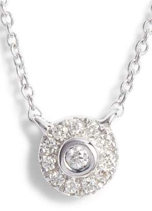 Ralph Lauren Dana Rebecca Designs Joy Mini Diamond Disc Necklace