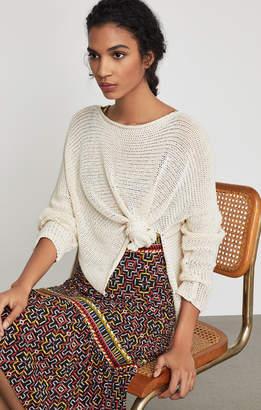 BCBGMAXAZRIA Loose-Knit Sweater