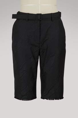 Off-White Cycling pants