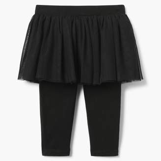 Gymboree Tutu Skirt Leggings