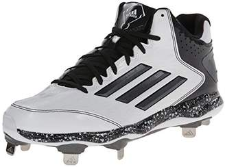 adidas Men's PowerAlley 2 Mid Baseball Cleat