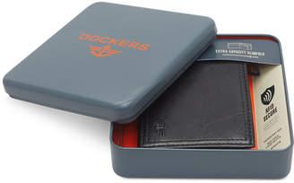 Dockers Men Extra-Capacity Slim-Fold Wallet