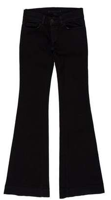 J Brand Love Story Low-Rise Jeans
