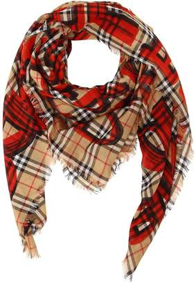 Silk Square Scarf - luxe in orange by VIDA VIDA Cheap Best Prices Outlet Free Shipping Discount 2018 New Lowest Price DcwY7tk