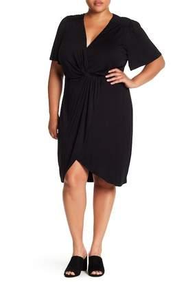 Wilson Rebel X Angels Twist Front Dress (Plus Size)