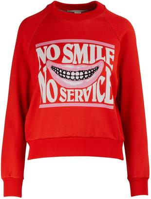 Stella McCartney Stella Mc Cartney Oversized sweatshirt