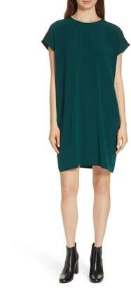 Eileen Fisher Silk Tunic Dress