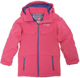 Columbia Empowder Nylon Puffer Ski Jacket