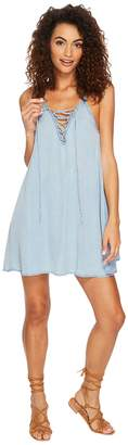 Roxy Softly Love Dress Cover-Up Women's Swimwear