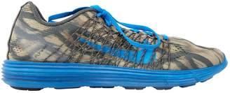 Nike Khaki Cloth Trainers