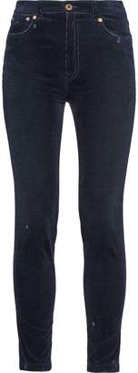 Miu Miu velvet corduroy trousers