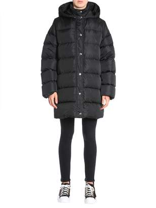 MSGM Oversize Fit Down Jacket