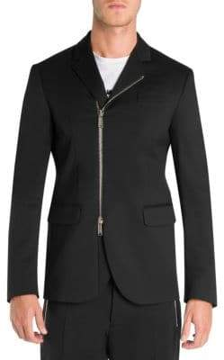 DSQUARED2 Zip-Up Blazer