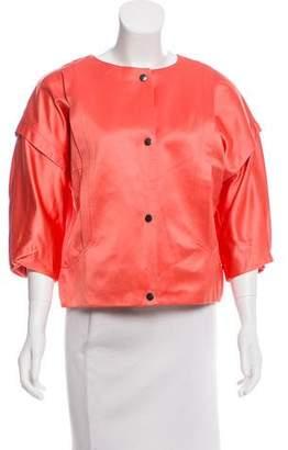 Reiss Satin Evening Jacket
