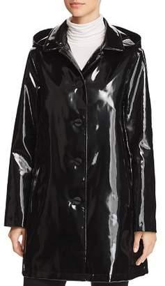 Jane Post Iconic Slicker Raincoat