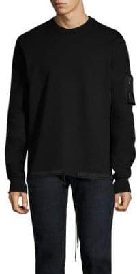 Helmut Lang Fishtail Sweatshirt
