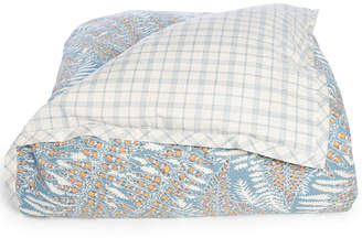 Lauren Ralph Lauren Hadley Cotton Reversible 120-Thread Count 3-Pc. Fern Full/Queen Duvet Cover Set Bedding